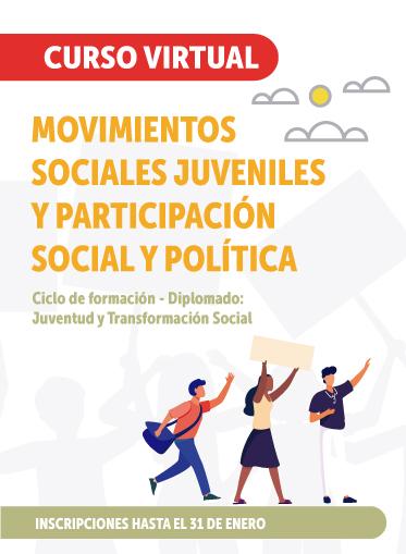 Imagen del curso de Movimientos Sociales Juveniles Y Participación Social Y Política