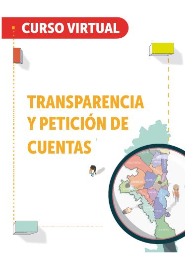 Transparencia y petición de cuentas