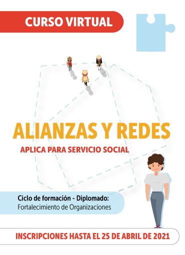 Imagen curso Alianzas y Redes