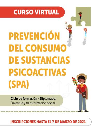 Imagen curso Prevención del consumo de Sustancias Psicoactivas (SPA)